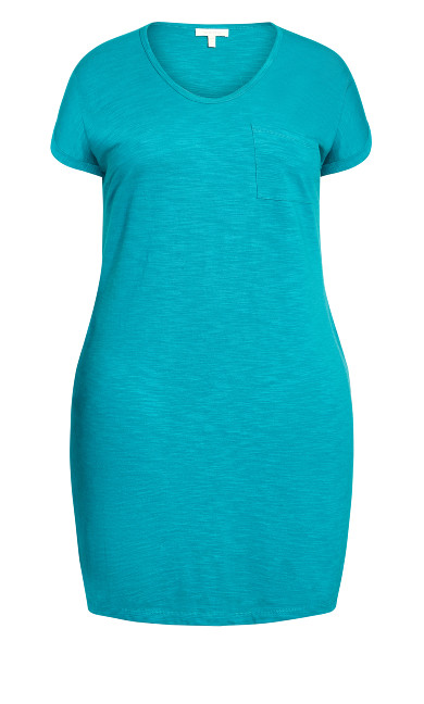 Summer Day Dress - jade