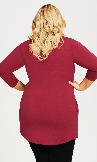 Marion Tunic - berry