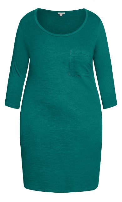 Marion Tunic - teal