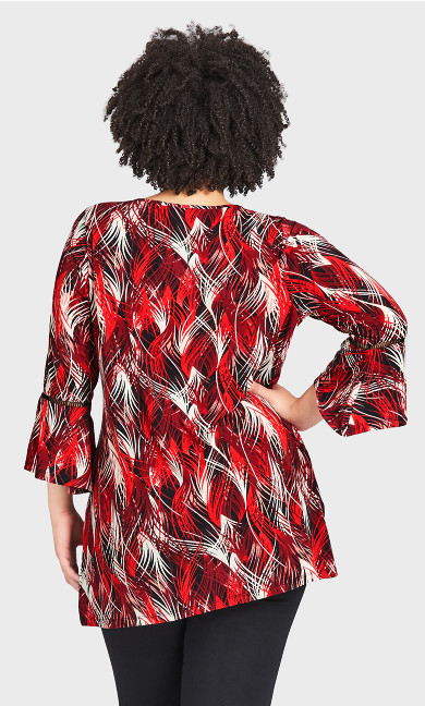 Sandy Hill Top - red