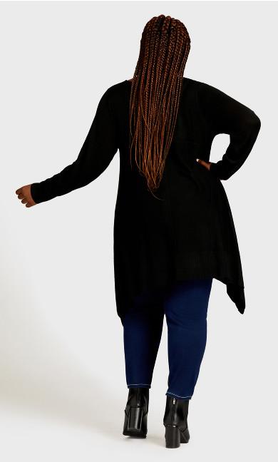 Alderly Edge Sweater - black