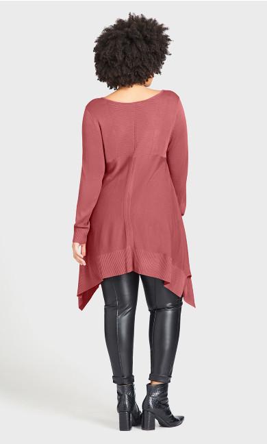 Alderly Edge Sweater - rose