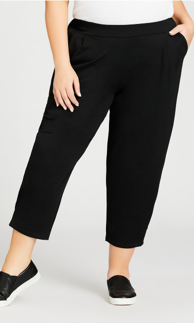 Jogger Pant Black - average