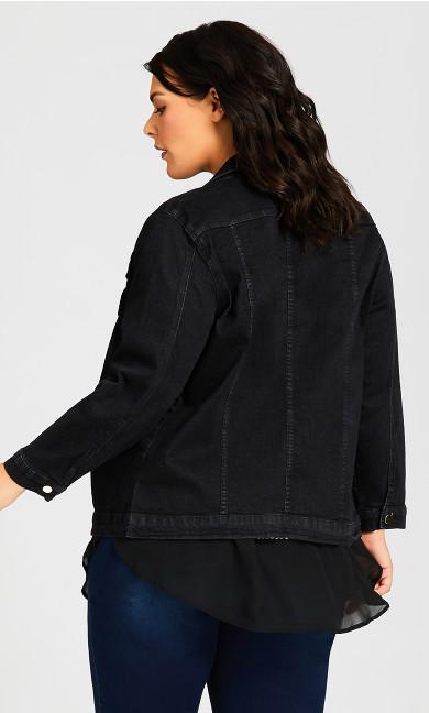 Harbor Key Jacket - black