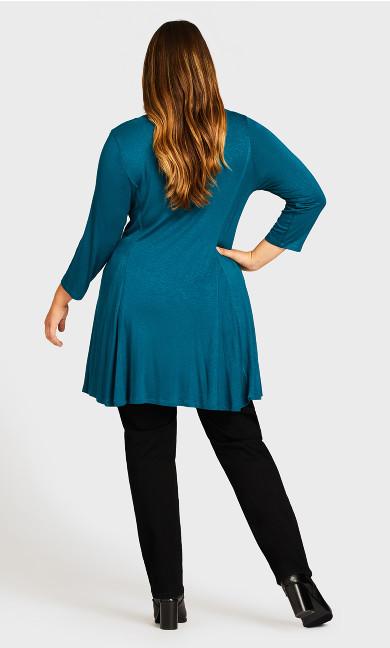 Fashion Skinny Jean Black - average