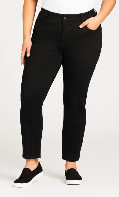 Fashion Skinny Jean Black - petite