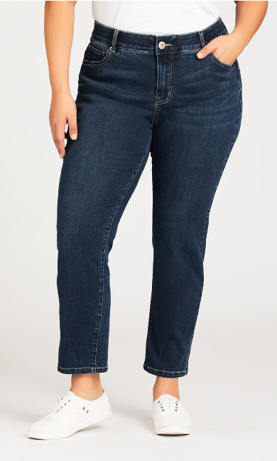 Fashion Skinny Jean Dark Wash - petite