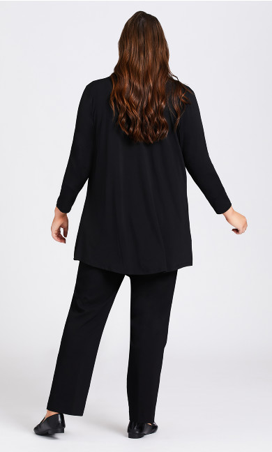 Shadow Grove Cardigan - black