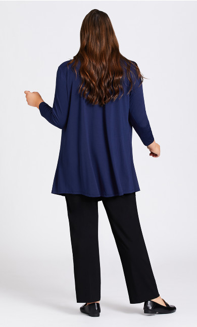 Shadow Grove Cardigan - navy
