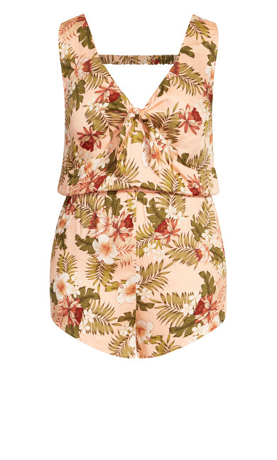 Maya Playsuit - pink