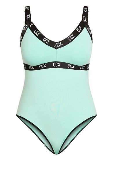 CCX Bodysuit - mint
