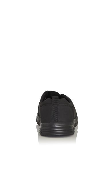 Slip On Sneaker - black
