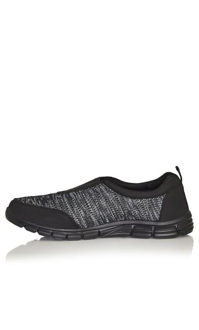 Slip On Sneaker - gray