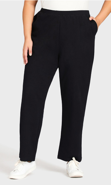 Active Pocket Pant Black - petite