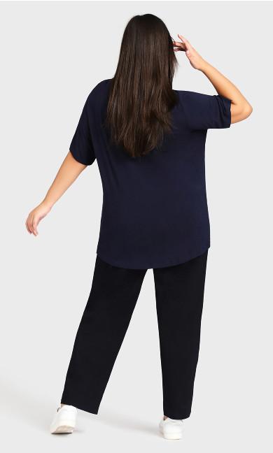 Active Pocket Pant Black - petite