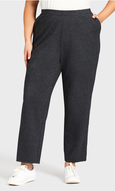 Active Pocket Pant Charcoal - petite