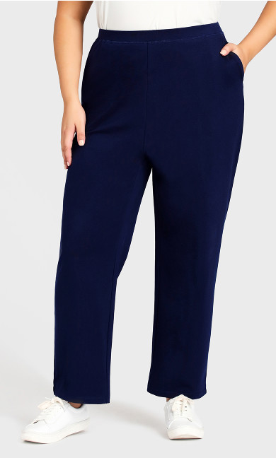Active Pocket Pant Navy - petite