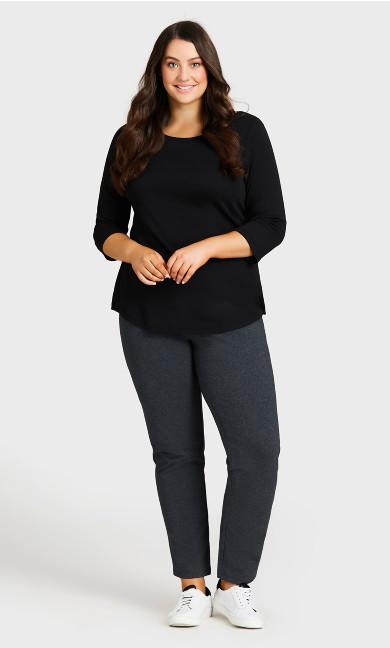 Active Pocket Pant Charcoal - tall
