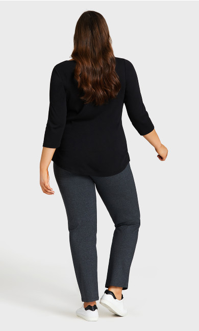 Active Pocket Pant Charcoal - tall