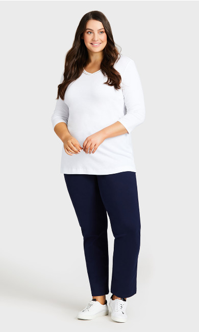 Active Pocket Pant Navy - tall