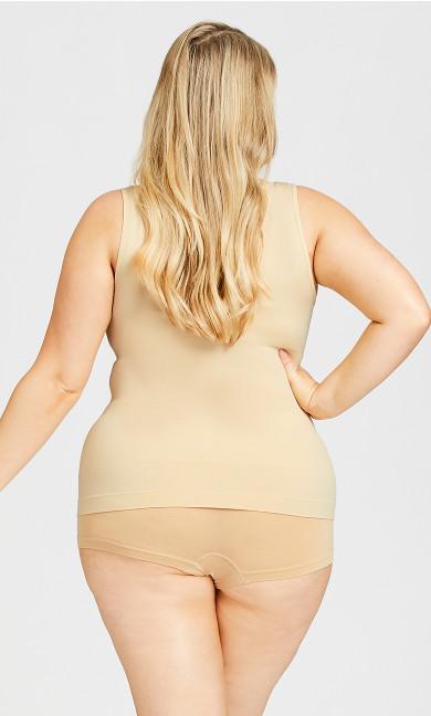 Seamless Torsette - beige