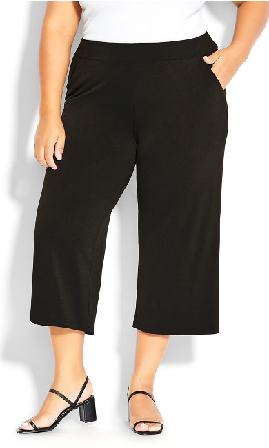 Sutton Pant Black - average