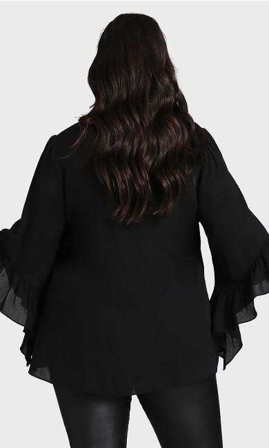 Ariyah Top - black