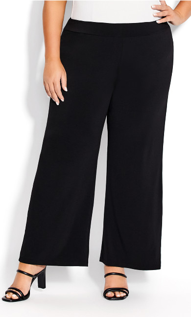 Trinity Trouser Black - average