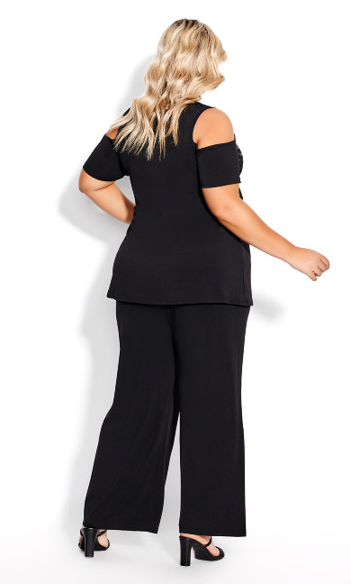 Trinity Pant Black - average