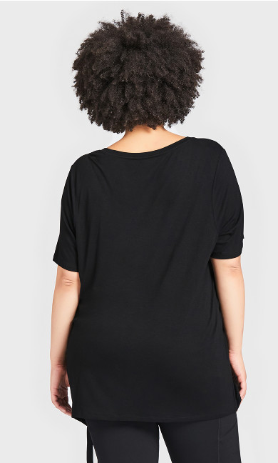 Empower Top - black