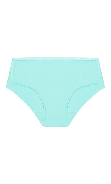 Fashion Cotton Modern Brief - spearmint