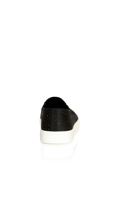 Demi Slip On - black