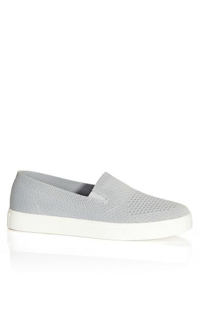 Demi Slip On - gray