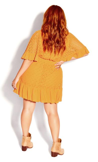 Sweet Escape Dress - honey