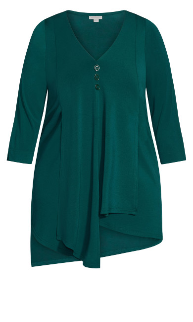 Woodlands Tunic - ivy