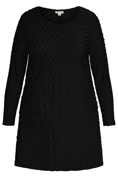 Milton Tunic - black