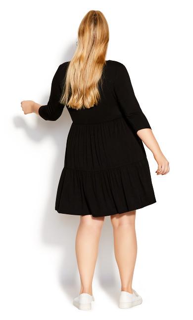 Anya Dress - black