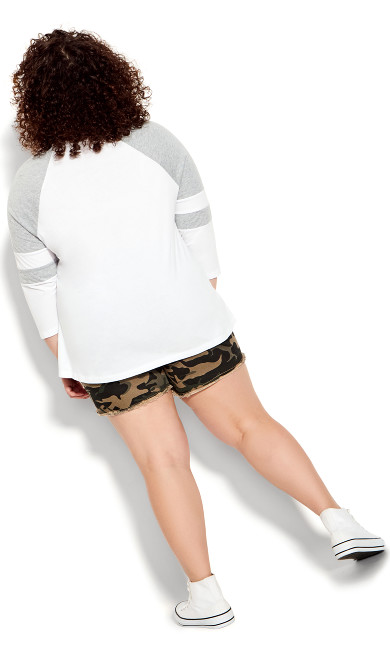 Bettina Tee - white