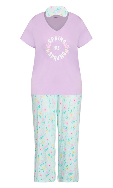 Spring Sleep Set - mint