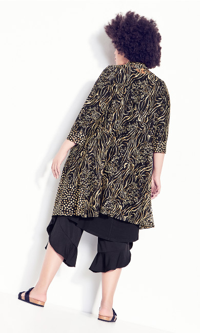 Misha Knit Jacket - black