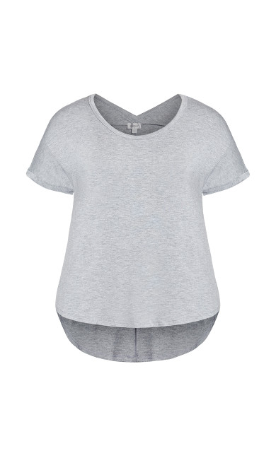 Must Have Tee - gray