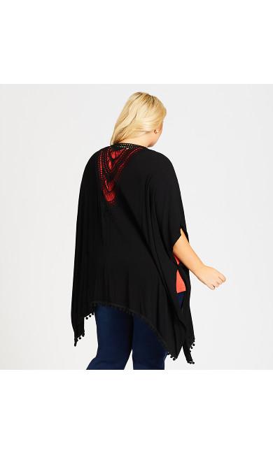 Bilbao Kimono - black