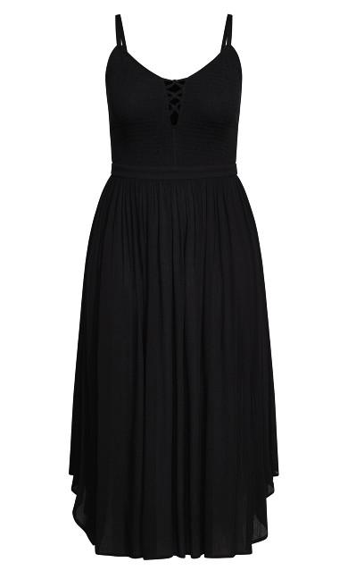 Belize Dress - black