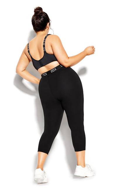 Active Legging - black