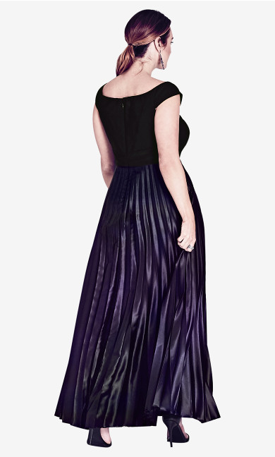 Passion Ombre Gown Maxi Dress