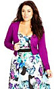 CARDI WRAPPED UP LS - Orchid - 14 / XS