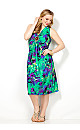 Jeweled Embellished Dress