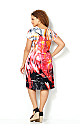 Floral Sublimation Dress