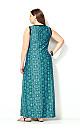 Starry Night Maxi Dress