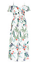 Bahamas Maxi Dress - ivory
